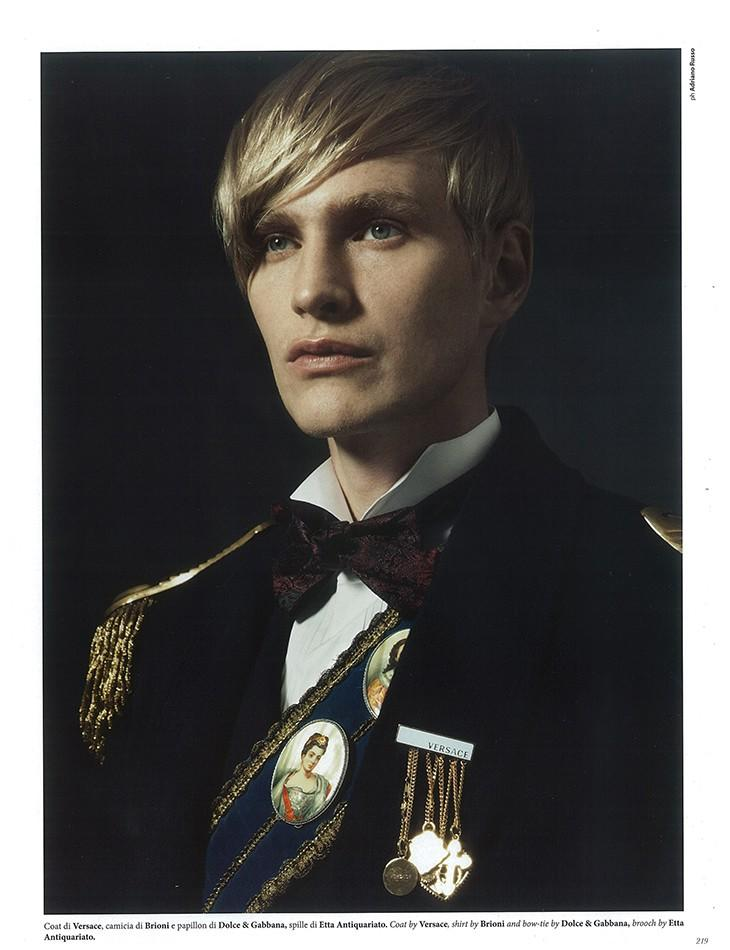 Gerhard Freidl0306_VIKTOR Magazine_Ph Adriano Russo(Wiener Models)