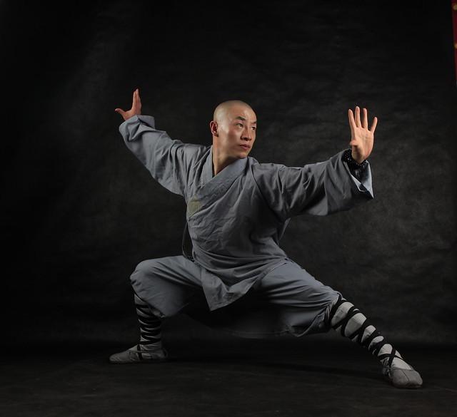 shaolin master