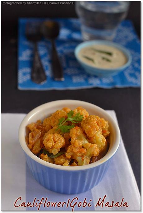 Cauliflower Masala Dosa Recipe