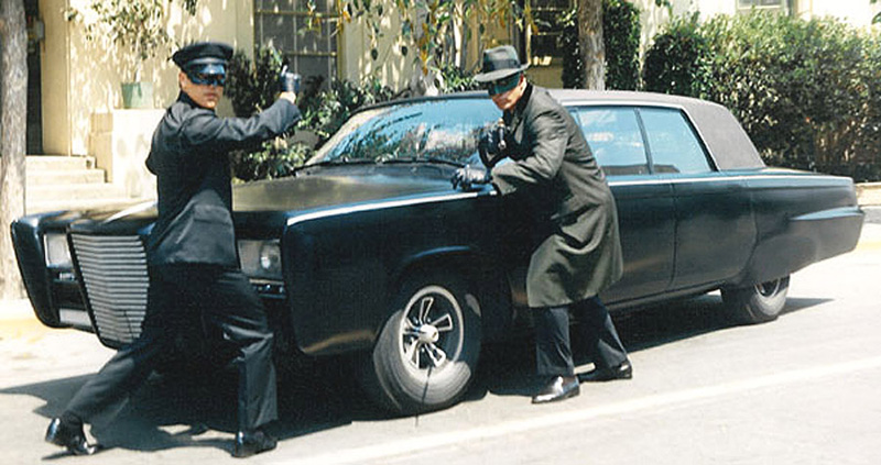 The Amazo Effect Green Hornet A Tale Of Two Black Beauties