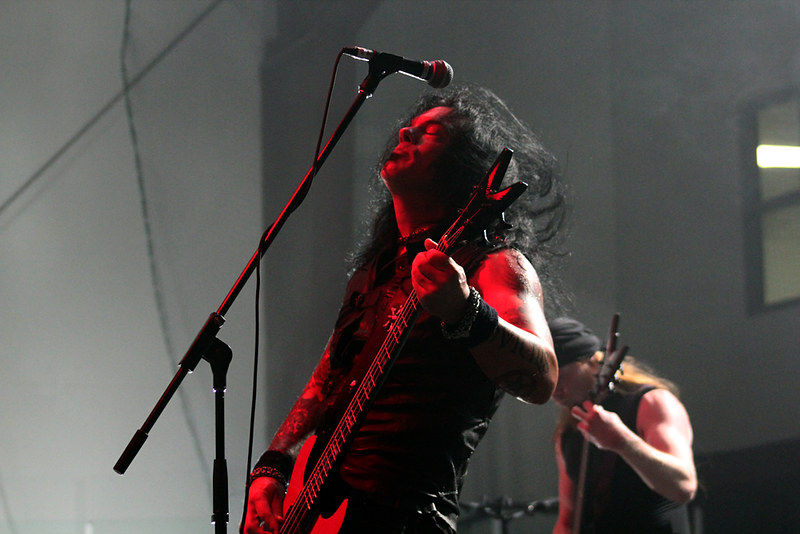 Morbid Angel - Spread The Metal Fest - July 5th 2012 - 02