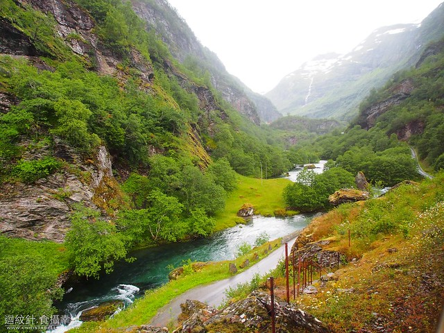 Norway in a Nutshell: train from Flåm to Myrdal