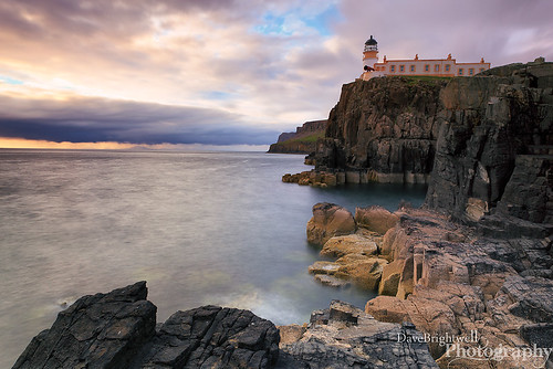 Below The Lighthouse by Dave Brightwell