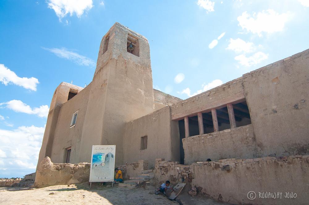 San Estaban Church Acoma Pueblo