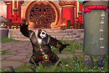 Mists of Pandaria Monk