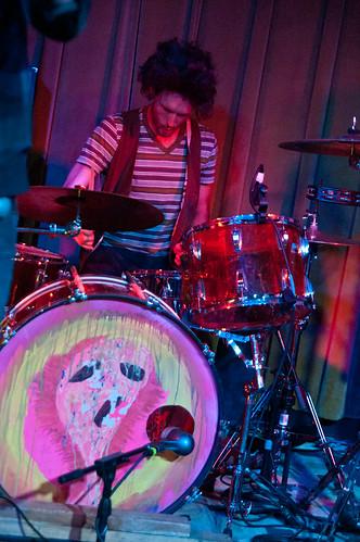 Reignwolf's drummer