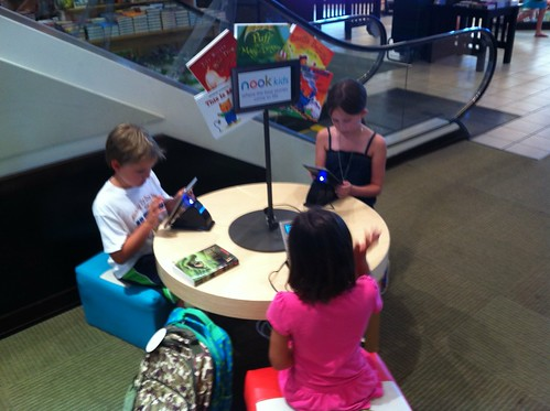 Nook Kids eBook Reader at Barnes and Noble