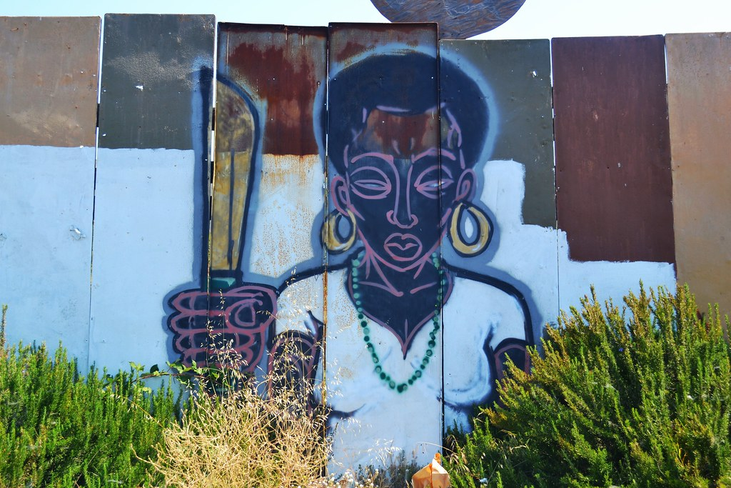 ESU, Street Art, Graffiti, Oakland