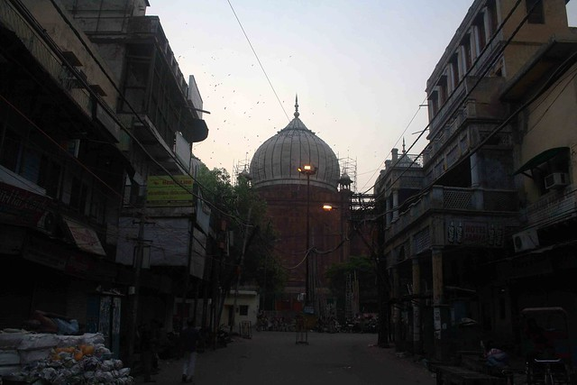 City Series – Stones of Jama Masjid IV, Shahjahanabad