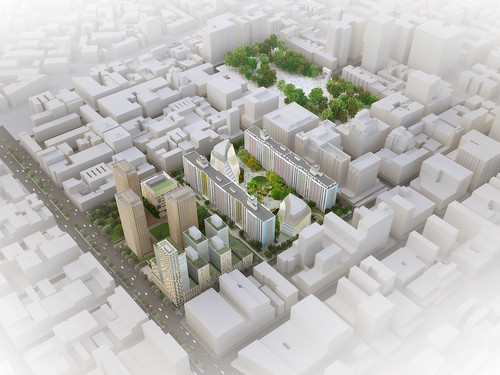 NYU Core Aerial Rendering July 24