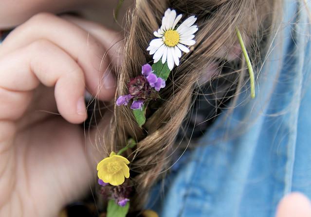 blomhåret