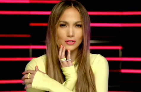 official video of Jennifer Lopez Goin'in