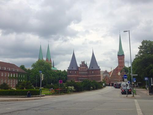 Lübeck (DE) - Holstentor