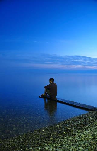 longexposure travel sunset lake seascape beach landscape twilight asia poem russia pebbles unesco worldheritagesite siberia irkutsk tennyson lakebaikal nikond90 colingrubbs howoftwesawthesunretireandburnthethresholdofthenight justinlaufer