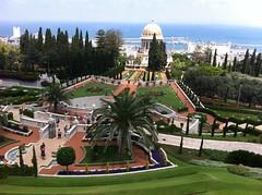 Jardines Bahaies Haifa