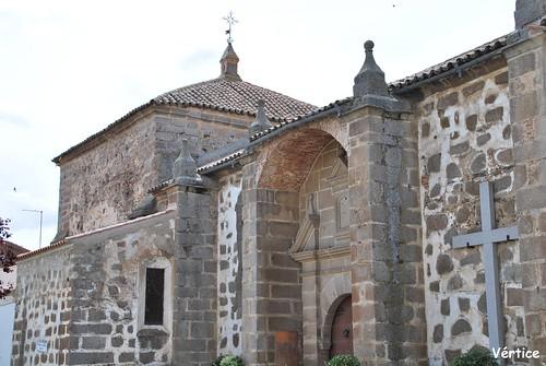 PARROQUIA DE SAN MATEO (Villanueva del Duque)