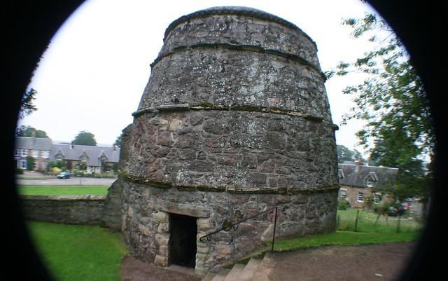 Dovecot, Direlton Castle