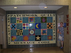 More quilts showing the way