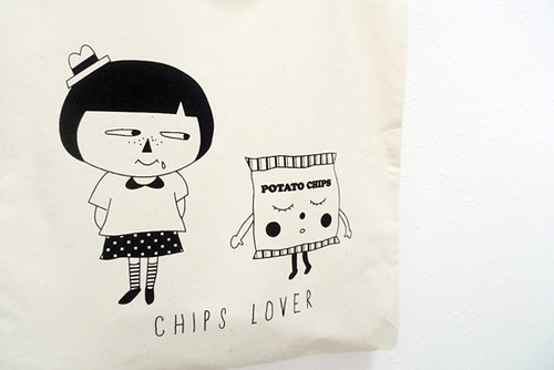 Silkscreen Tote Bag