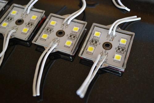 Mercedes sprinter led light kit van lighting loading area - Mercedes sprinter interior light ...
