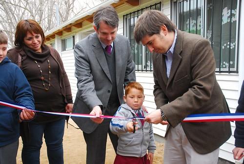 Inauguraci n de nuevas dependencias en la escuela de for Dependencias de la escuela