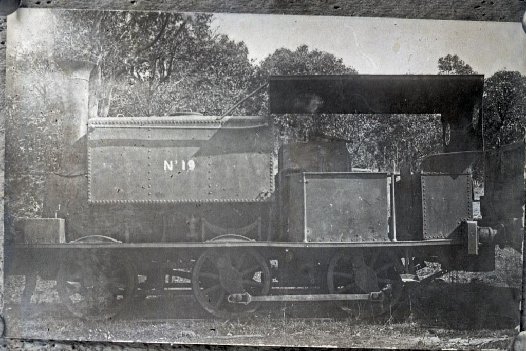 [Manning Wardle 0-6-0ST, B/No.89/1863, NSW, n.d.]