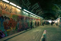 Authorized Graffiti Area