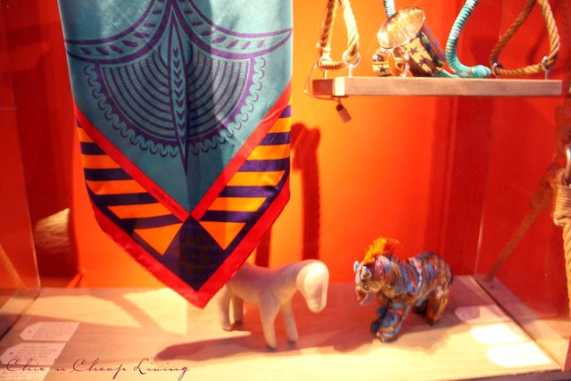Hermes Passage of Time horses by Chic n Cheap Living