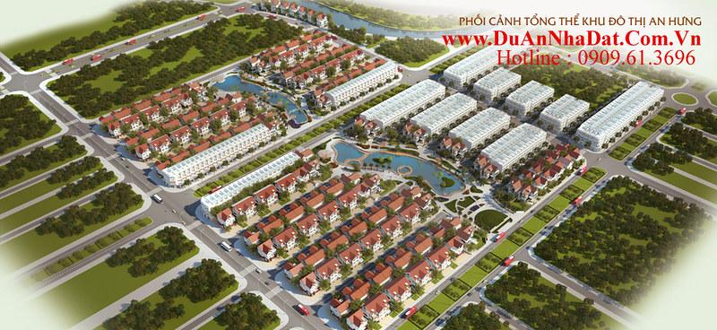 Khu đô thị mới An Hưng Hà Đông