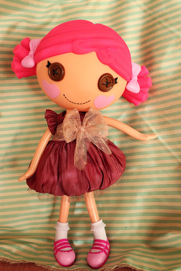 Lalaloopsy Toffee Cocoa Cuddles