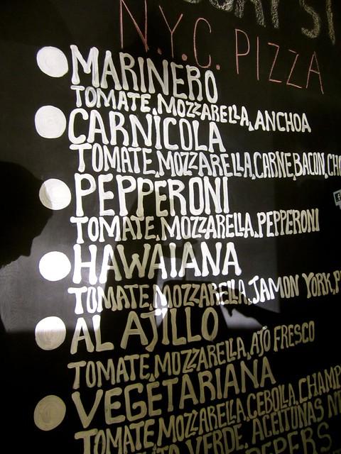 en guay si pizza in madrid
