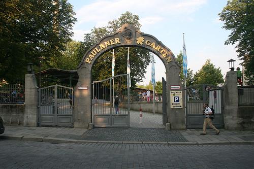 Biergarten Am Nockherberg