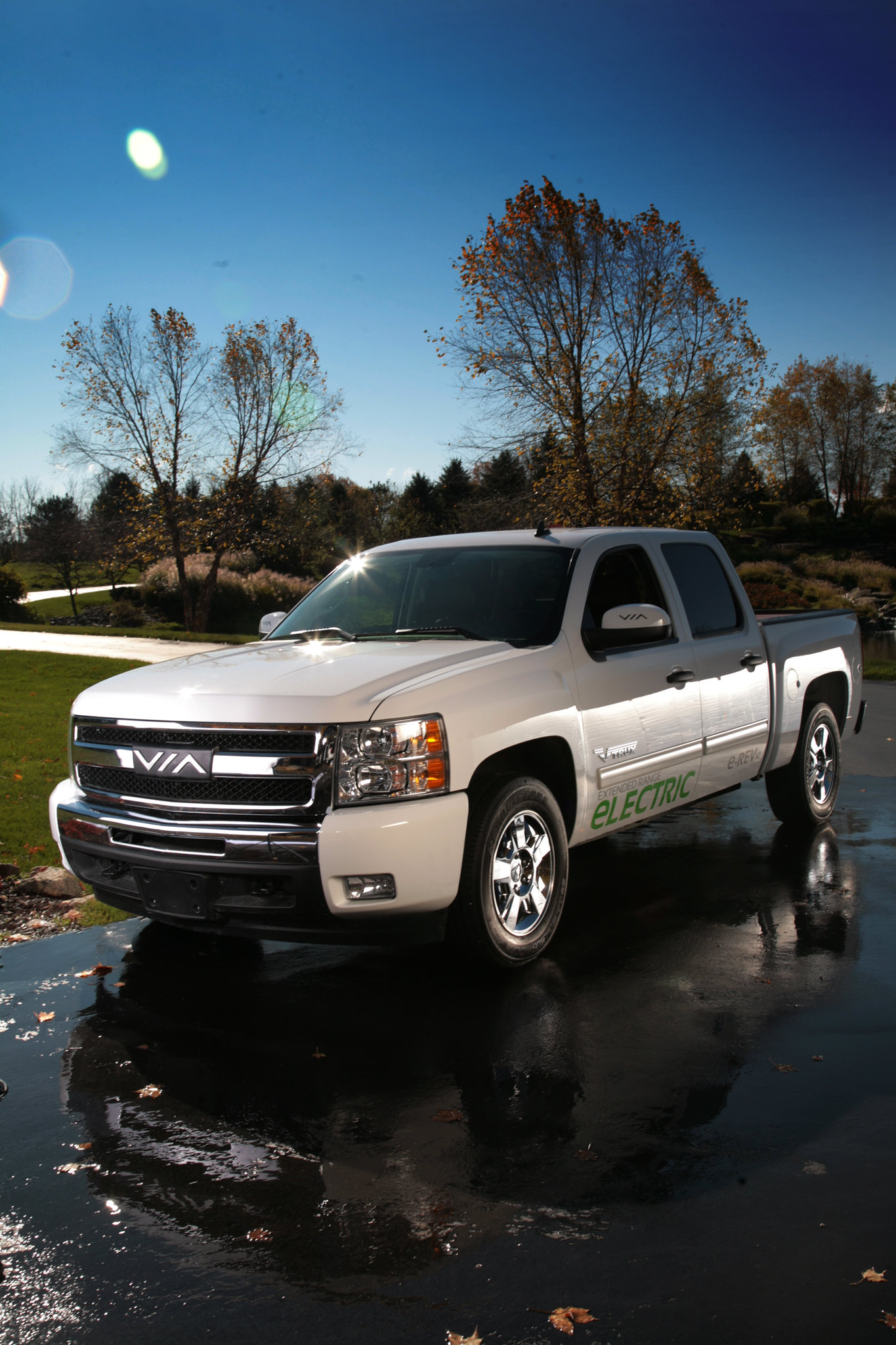 VIA Motors   Photography & Logos