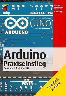 Arduino Praxiseinstieg, 2. Auflage