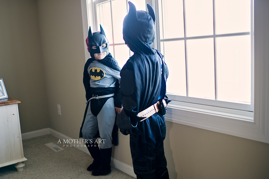 Batman duo - 1