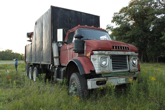 Ford N-950 Diesel