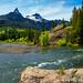 Beartooth Landscape by James Neeley