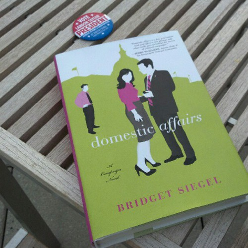 """Domestic Affairs"" book party : Bridget Siegel"