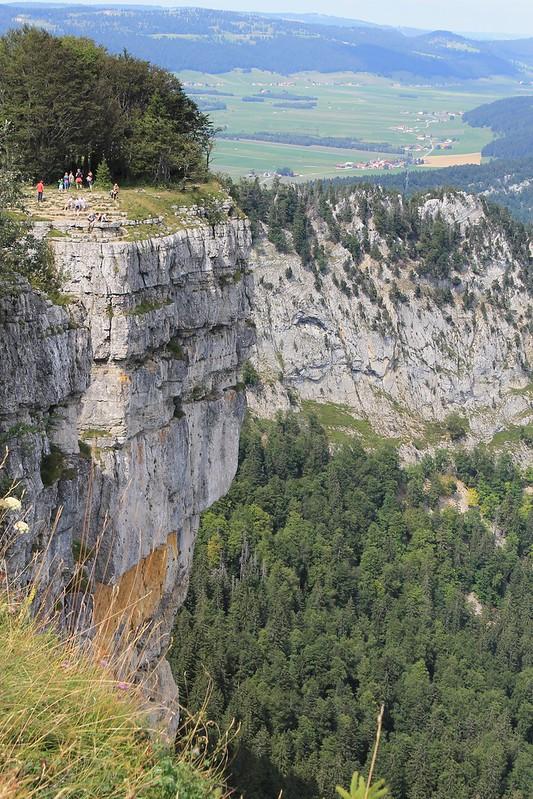 Creux du Van - canton of Neuchâtel, Switzerland