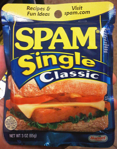 Spam Single (Warm)