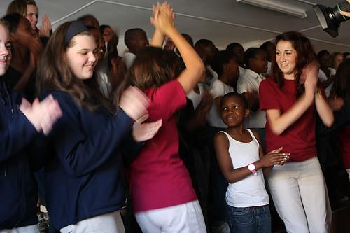 Saskatoon Children's Choir 2011 Tour of South Africa