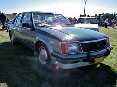 1979 Holden VB Commodore SL/E sedan - HDT prototype