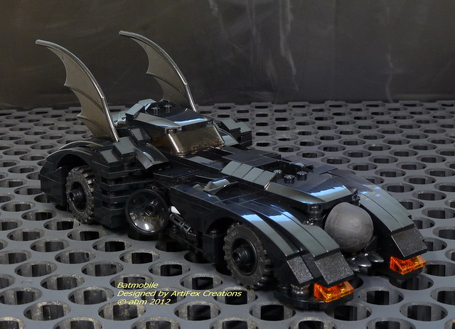 lego batman 3 batmobile - photo #9