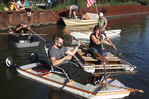 Guerilla Flotilla