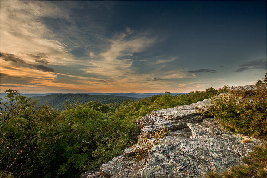 Elevation of Giles County, VA, USA - MAPLOGS