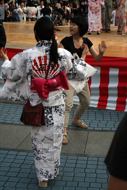 Obon 2012 en Ikebukuro