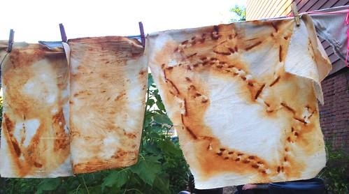 Rust dye