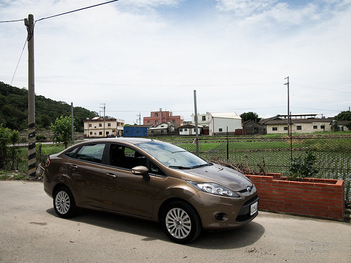 Ford Fiesta 4D 1.6 PowerShift -4
