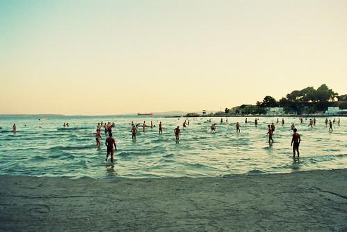 The Beach by Katarina Ribnikar