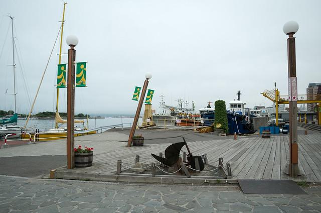 函館 津波被害